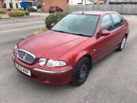 2003 Rover 45 1.4 impression cheap car