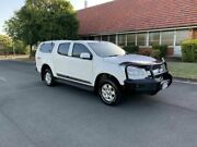 2015 Holden Colorado RG LSX White 6 Speed Manual Dual Cab Chermside Brisbane North East Preview