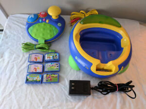 Leapfrog Leapster TV Learning System with Games
