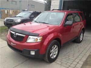 2009 MAZDA TRIBUTE***4 CYLINDRES+AWD+MAGS***514-568-0581***