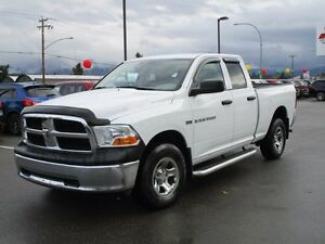 2011 Dodge Ram 1500 ST 4x4 Quad Cab 140 in. WB