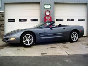 2003 Chevrolet Corvette Convertible w/ ONLY 44,000 KM's