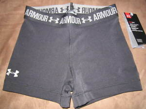 NEW Ladies Size XS UNDER ARMOUR shorts-2 pairs