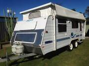 JAYCO FREEDOM 2004 POPTOP/SHOWER-TOILET COMBO Shoalhaven Heads Shoalhaven Area Preview