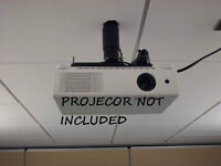 Chief Ceiling Mount for Projector $120 or BO!  Used Ceiling Moun