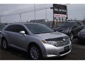 2011 Toyota Venza**LEATHER**ROOF**BACK CAMERA**3 YEARS WARRANTY*