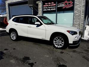 2015 BMW X1 xDrive28i TOIT PANORAMIQUE+JAMAIS ACCIDENTE