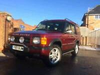 Land Rover Discovery 2 ES TD5 (manual)