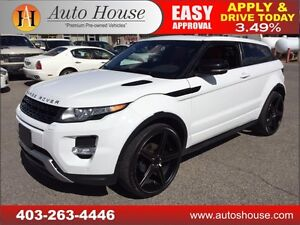2012 RANGE ROVER EVOQUE NAVIGATION BACKUP CAMERA 90DAYNOPAYMENTS