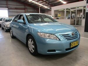 2007 Toyota Camry ACV40R Altise Blue 5 Speed Automatic Sedan Maryville Newcastle Area Preview