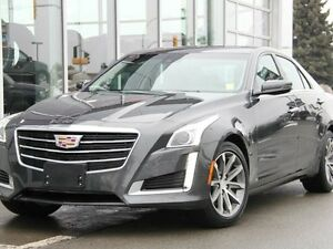 2016 Cadillac CTS Certified | All-Wheel-Drive | Intellibeam Head
