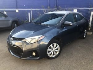 2014 Toyota Corolla S | Manager Special