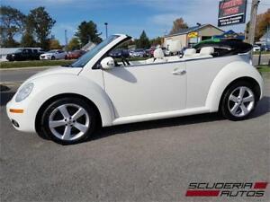 Volks New Beetle Décapotable 2007, AUTOMATIQUE, Impeccable !
