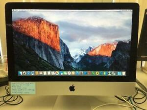 Apple iMAC 24,20 21.5 inch,  Intel Core 2 Duo,  i5 ,    iPAD 4th GEN 32GB with Cellular warranty