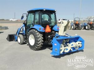 """Farm King Y660B Snow Blower - 66"""", Requires 22 - 40 HP Tractor"""