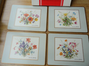 Pimpernel Place Mats (Vintage) Cambridge Kitchener Area image 2