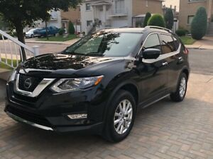 2017 Nissan Rogue SV AWD SUV - LEASE TAKEOVER