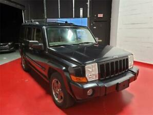 2006 Jeep Commander Limited V8 4x4 Michelin Fully Loaded DVD