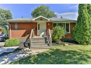 3 Bedrooms for rent Thorold, May 1st, $430 month