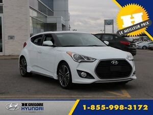 2016 Hyundai Veloster TURBO West Island Greater Montréal image 1