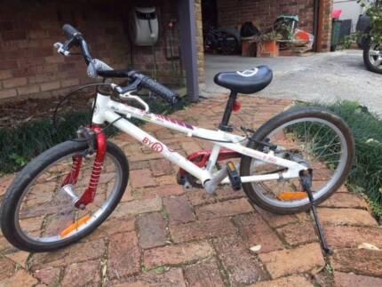 Great kid's bike BYK E-350