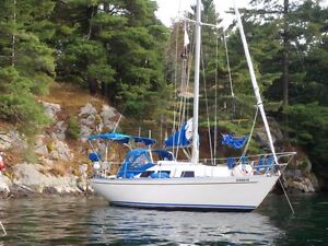 Cruising sailboat - Loaded with everything you need