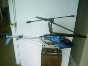 Apex outdoor helicopter