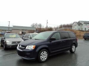 149$ BI WEEKLY OAC! 2014 Grand Caravan SXT + TWO SETS NEW TIRES!