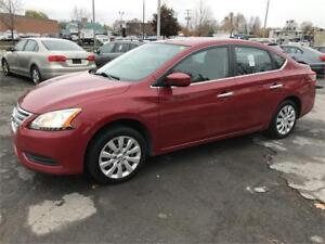 2014 Nissan Sentra 75,000KM AUTOMATIQUE A/C BLUETOOTH CRUISE