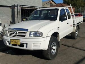 2006 Mazda B4000 Bravo DX+ ** Low 131,000 Kms * 5 Speed Manual Freestyle Pickup Granville Parramatta Area Preview