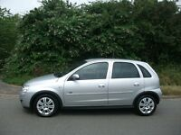 2006 DIESEL ONLY £30 PER YEAR ROAD TAX 1246cc CORSA 5 DOOR