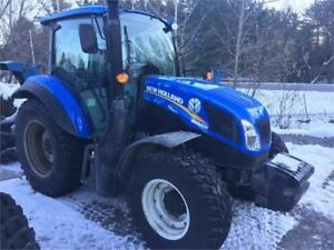TRACTEUR NH T4.100 NEW HOLLAND-TRACTOR-KUBOTA-CASE