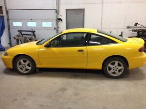 2003 Chevrolet Cavalier with FREE set of winter wheels!!