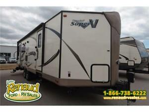 NEW2017 Forest River Flagstaff Super V-Lite 28VFB Travel Trailer