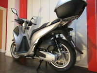 Honda SH125i, 2017 0% finance available
