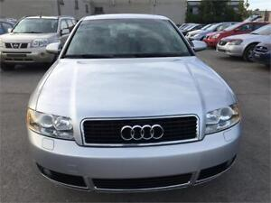 2005 Audi A4 1,8T TURBO AUTO,LEATHER ,FULLY LOADED,SUPER CLEAN,,