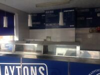 Fish & Chips Shop And Accommodation With Option To Easily Add Chinese Takeaway
