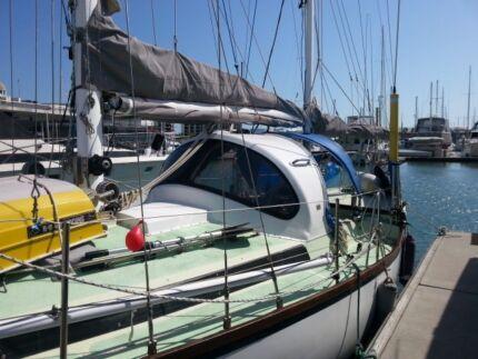 32 Foot Sailing Ketch