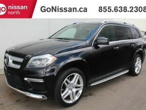 2014 Mercedes-Benz GL-Class GL 550: 7 PASSENGER, AIR RIDE SUSPEN
