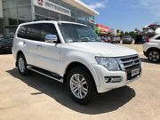 2017 Mitsubishi Pajero NX MY17 GLX White 5 Speed Sports Automatic Wagon Hoppers Crossing Wyndham Area Preview