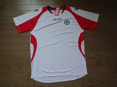 Greenland 100% Original Soccer Football Jersey Shirt 2015 BNWT L Extremly Rare image