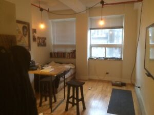 Uptown Bachelor Apartment