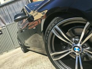 2012 BMW 328I F30 Black Semi Auto Sedan