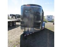 New 2016 Calico 16' Stock Bumper Pull Trailer with 6K Tandem Axl