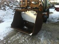 74 inch Excavator Ditching Bucket