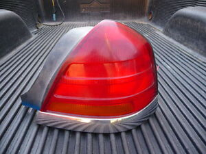Tail Light Ford Crown Victoria 2007..2011,
