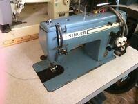 Industrial Sewing Machine Singer 20u