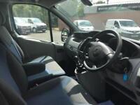 Renault Trafic Sl27dci 115 Sport [Sat Nav] Van Euro 5 DIESEL MANUAL GREY (2014)