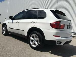 2011 BMW X5 35i - Alpine White Over Orange Int - No Accidents