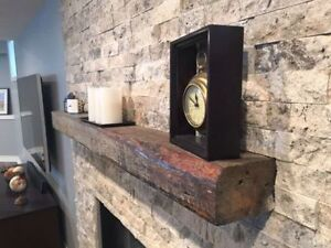 Rustic Barn Beams from the 1800s